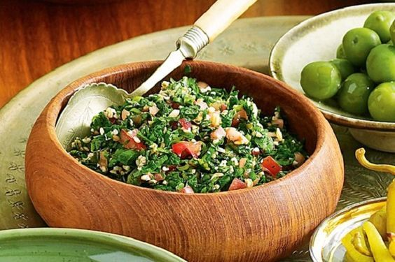 Tabulè libanese: la ricetta con il bulgur originale - Ricette Donnaclick