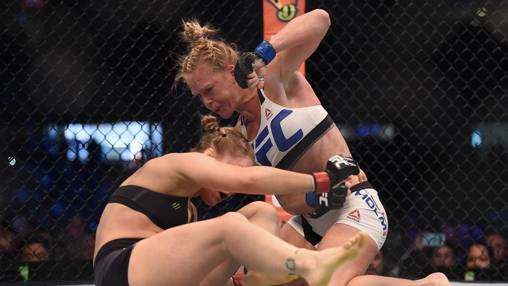 Connor Ruebusch of Bloody Elbow breaks down Holly Holm's unbelievable win over Ronda Rousey at UFC 193.