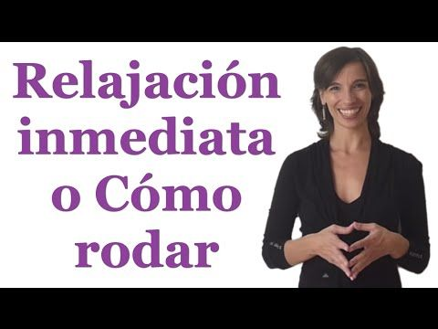 Relajación inmediata o cómo rodar- Feldenkrais con Lea Kaufman - YouTube