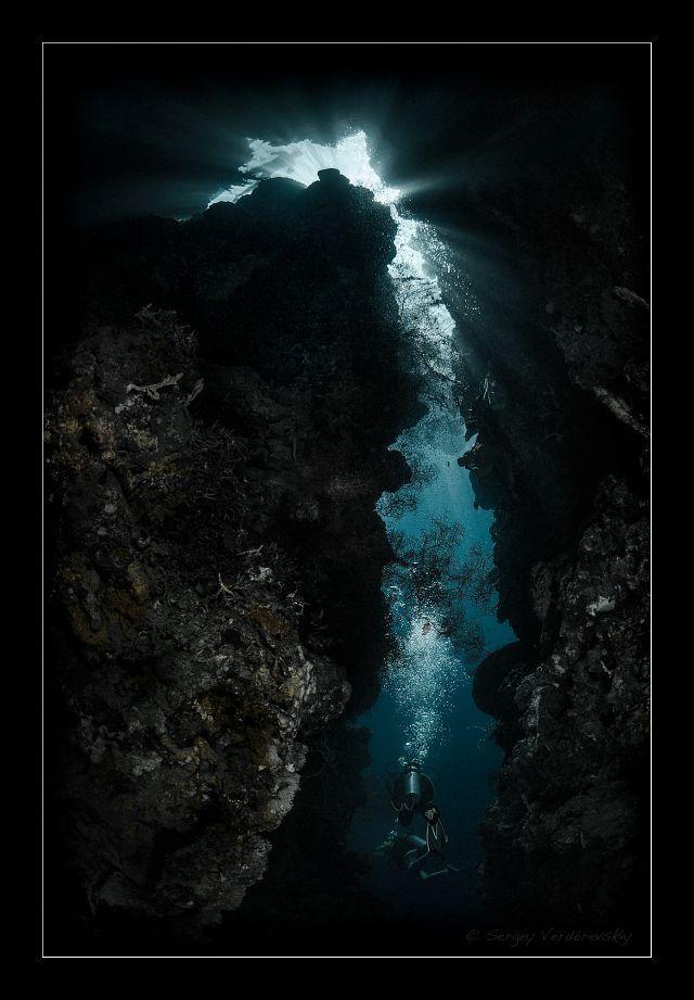 Подводный мир Бали.