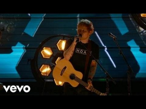Ed Sheeran – Castle On The Hill & Shape Of You feat. Stormzy [Live from the Brit Awards 2017] - YouTube