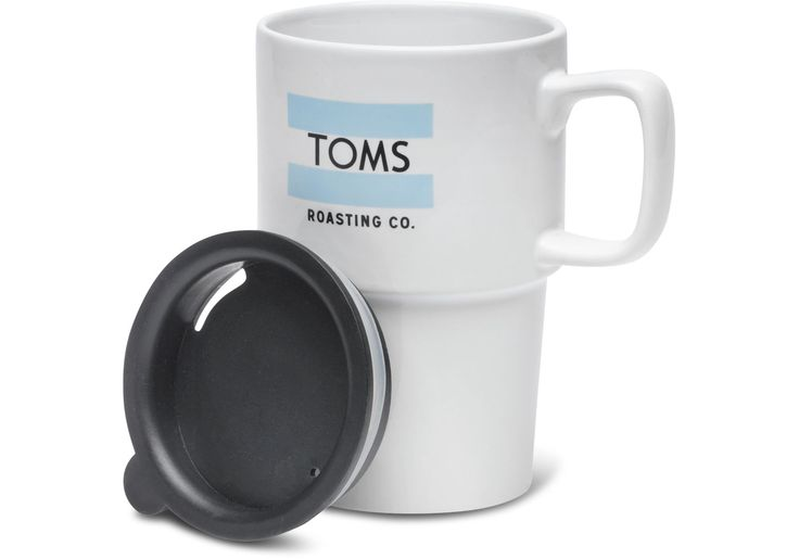 Calling all TOMS and coffee lovers! Not only can you get #TOMSRoastingCo at all Whole Foods nationwide, but we've also got these travel mugs for on the go.