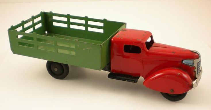 Metal Toy Trucks 30
