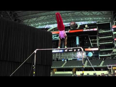 Donnell Whittenburg (USA) – High Bar – 2015 AT&T American Cup