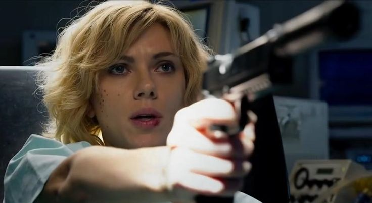Scarlett Johansson is a New Type of Drug Mule in The Lucy Trailer