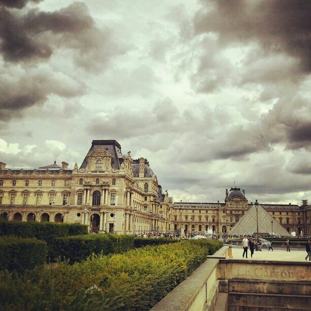 musee louvre . paris. france