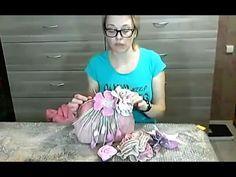 Валяние ✿ Цветок розы из шерсти ✿ Мастер-класс Ирины Пановой - YouTube