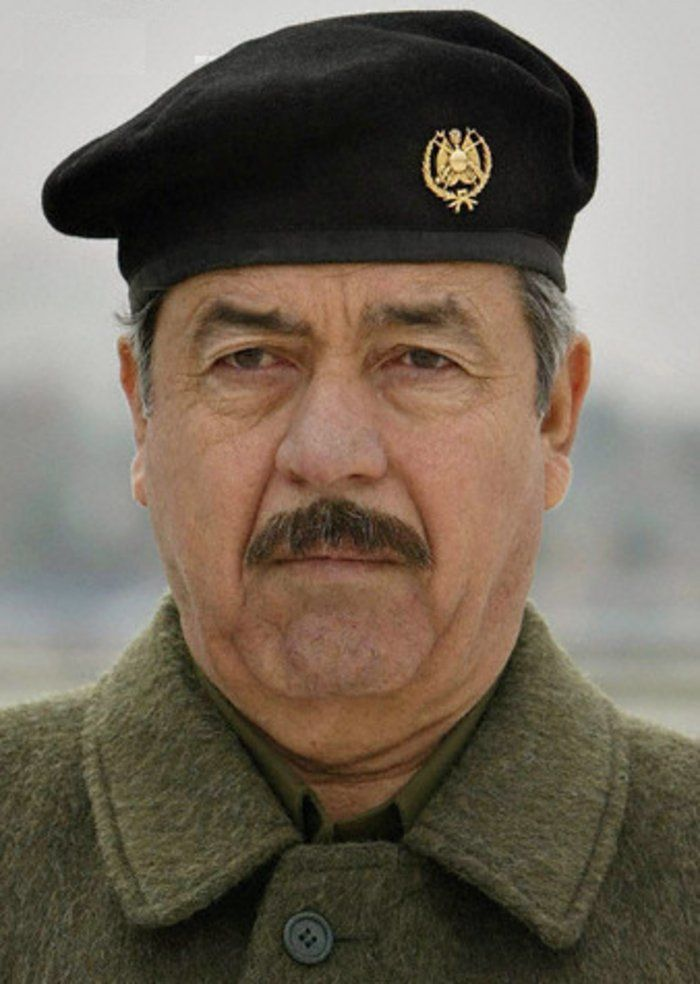 """Ali Hassan al-Majid, a first cousin of former Ba'athist Iraqi President Saddam Hussein, he became notorious in the 1980s and 1990s for his role in the Iraqi government's campaigns against internal opposition forces, namely the ethnic Kurdish rebels of the north, and the Shia rebels of the south. Repressive measures included deportations and mass killings; al-Majid was dubbed """"Chemical Ali"""" by Iraqis for his use of chemical weapons in attacks against the Kurds. Hanged for war crimes."""