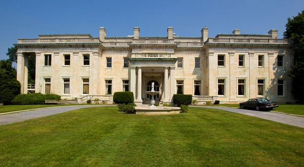 woolworth mansion glen cove | Woolworth's Homes, Still Standing in Glen Cove and Manhattan ...