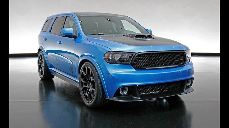 Dodge Durango Shaker Mopar Concept – 2016 SEMA