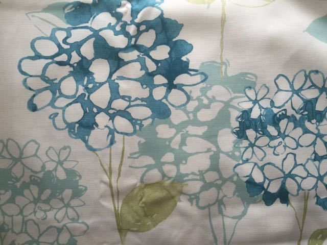 Gorgeous Maurice Kain fabric material Fjord Bloomsbury nature design CLEARANCE
