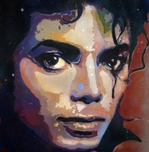Pop art celebrity portraits hd