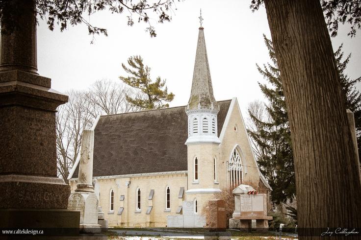 Little Lake Cemetery - Peterborough, Ontario