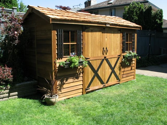 103 Best Beautiful, Whimsical, Garden Sheds Images On Pinterest | Garden  Sheds, Outdoor Spaces And Outdoor Ideas