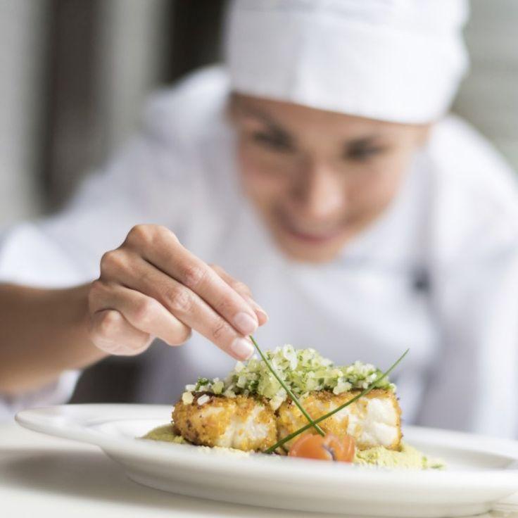 Repas gastronomique : des recettes gastronomiques pour un repas chic pour les fêtes. / / / #fetes #noel #reveillon #saintsylvestre #recettes #gastronomie #aufeminin