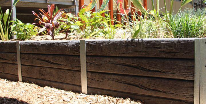 Retaining Wall Construction | Side Retaining Wall