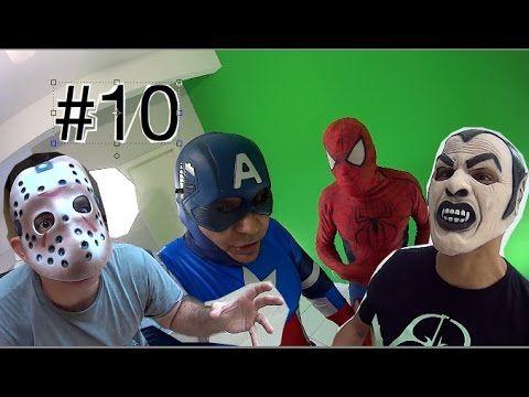 #10 Homem Aranha Spider-Man Capitão América Marvel Vingadores O ATAQUE J...