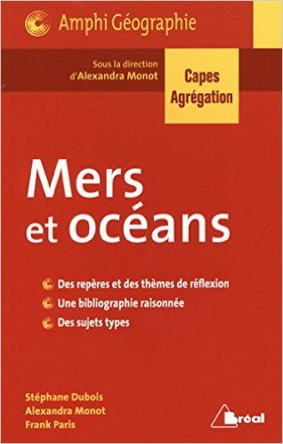 Mers et Océans - Monot