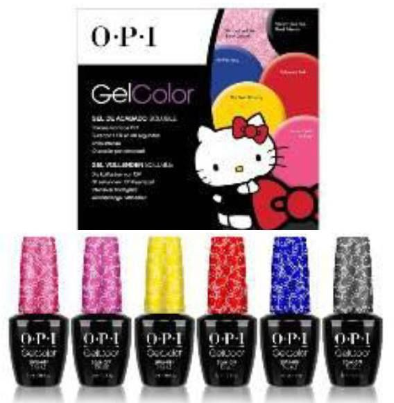 hello kitty nagellack