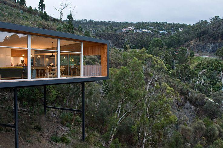 Highway House by Room 11 (via Lunchbox Architect) Tasmania