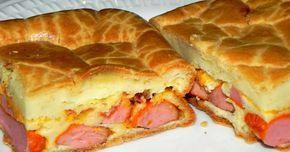 Receita de Massa de Liquidificador e Receita de Hot Dog de forno delicioso!