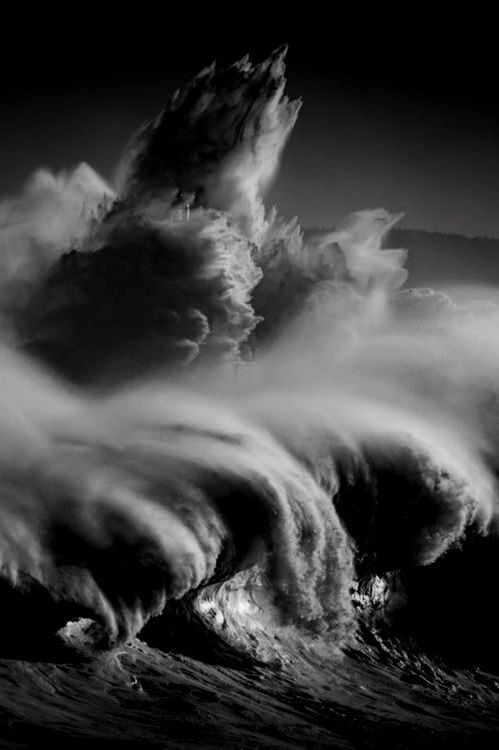 Best Waves Images On Pinterest Scenery Buttons And Gardens - Beautiful photographs of storm clouds look like rolling ocean waves