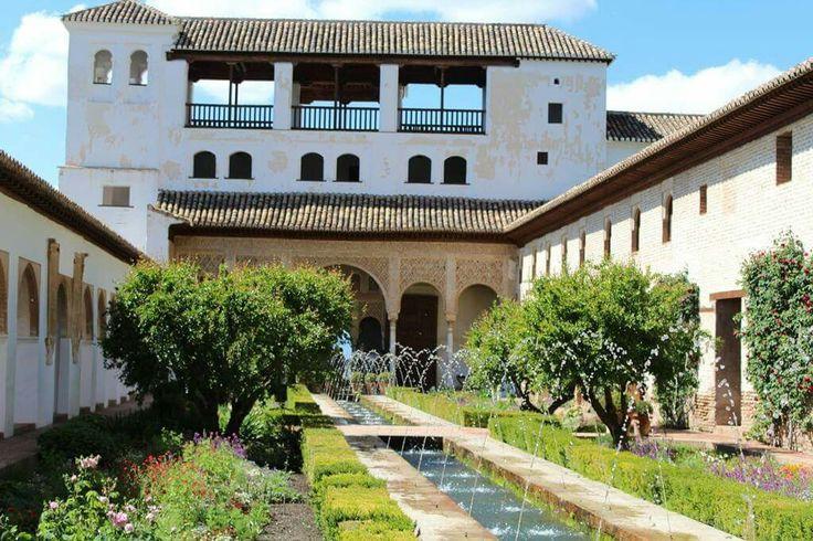 Generalife / La Alhambra  (Granada)