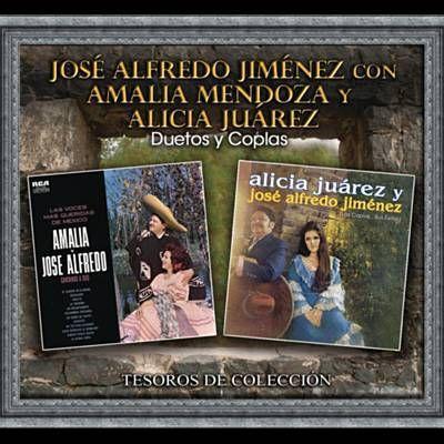 José Alfredo Jimenez & Alicia Juarez discovered using Shazam