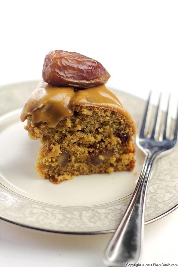 Date Cake Recipe (Canadian Inspired Dessert)