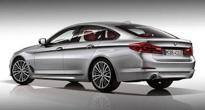 2017 BMW 5er-Reihe wird In GT & M5 GT Formular gerendert. BMW BMW 5-Series BMW 5-Series GT BMW M5 Renderings Top 5