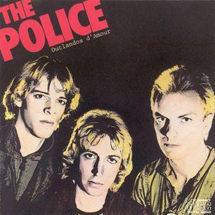 The Police, Outlandos d'Amour, debut album Rock Album Covers, Classic Album Covers, Music Album Covers, Music Albums, Greatest Album Covers, Music Music, Lp Album, Debut Album, Lps