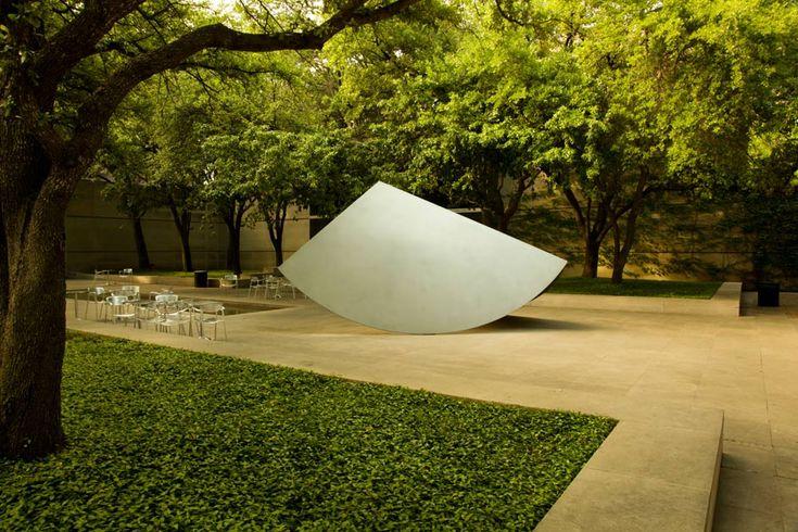 Dallas Museum of Art Dallas TX The Landscape