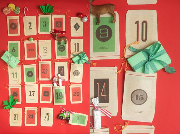 beautyspot: Рождественские календари