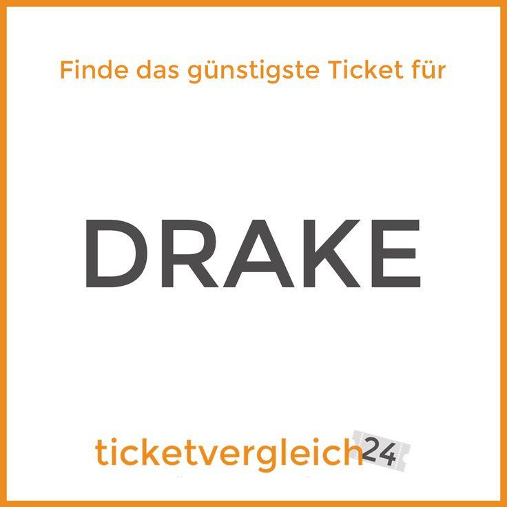 """Drake kommt nach Deutschland 💪  Mit seiner """"The Boy Meets World"""" Tour kommt er im Februar nach Oberhausen und im März stehen Berlin, Hamburg und Köln auf dem Plan.  Das sollte man auf keinen Fall verpassen!  Tickets findest Du unter https://www.ticketvergleich24.de/artist/drake/   #drake #ticketvergleich24 #konzert #berlin #oberhausen #hamburg #köln #cologne #tickets"""