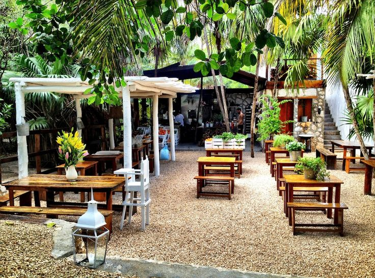 It's a must! We are going....Hartwood Tulum