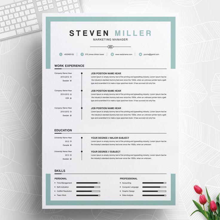 Steven Miller Resume Template Affiliate Miller Steven Template Resume Resume Resumeexamples Resumetemplates Curriculu Lebenslauf Bewerbungstipps Leben