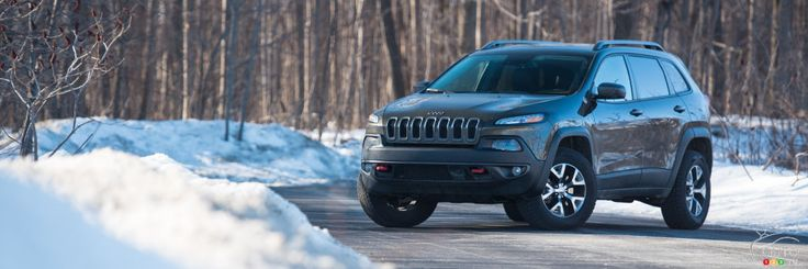 2016 Jeep Cherokee Trailhawk Review