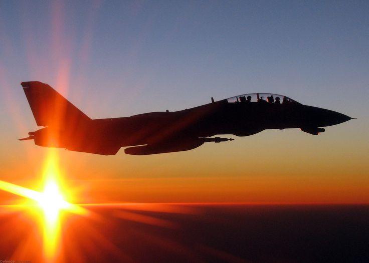 14 afterburner sunset - photo #14