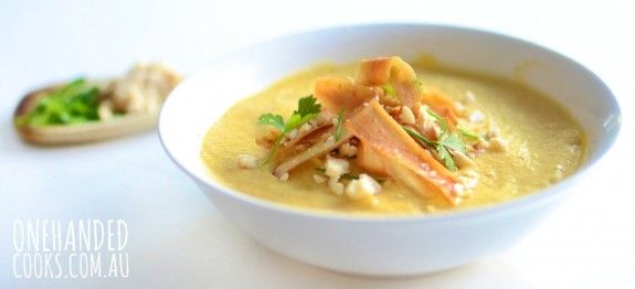 Inspiration: 20+ Nutritious Homemade Soups for Winter - One Handed Cooks