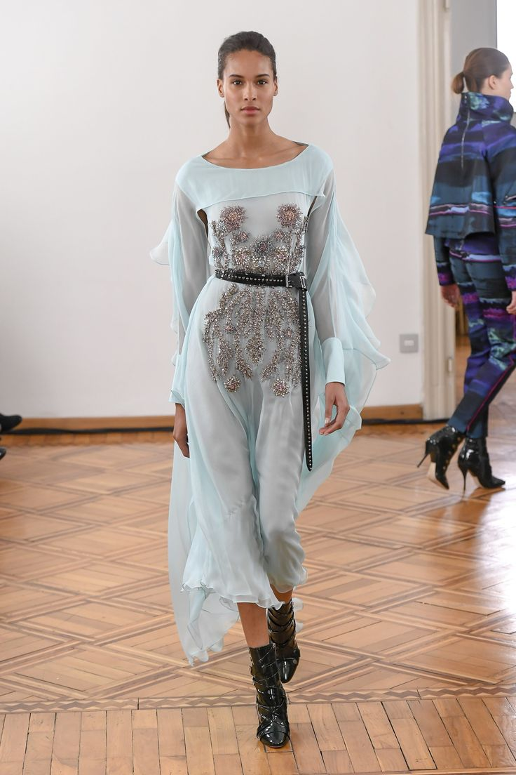 Antonio Berardi Fall 2018 Ready-to-Wear Fashion Show Collection