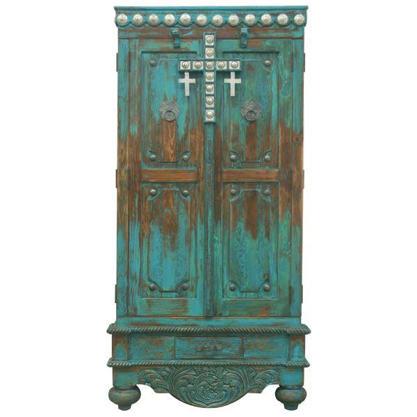 Las Cruces Armoires | Western armoires | Western bedroom | Western Furniture