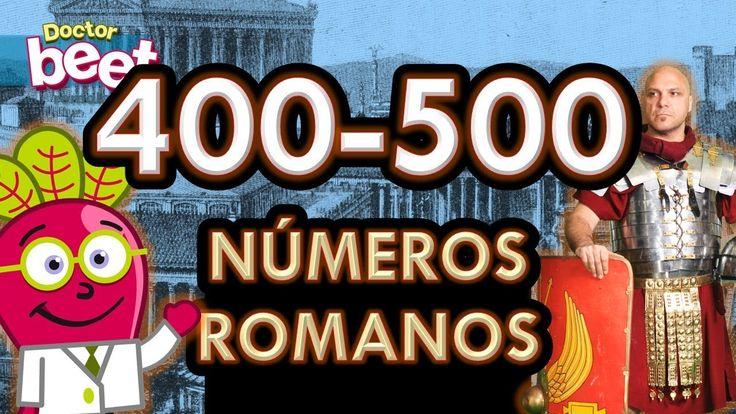 #numeros #romanos #roman #numerals #primaria #actividades #dedos #del #400 #al #500 #educacion #fechas #infantil #niños #para #reloj #romans