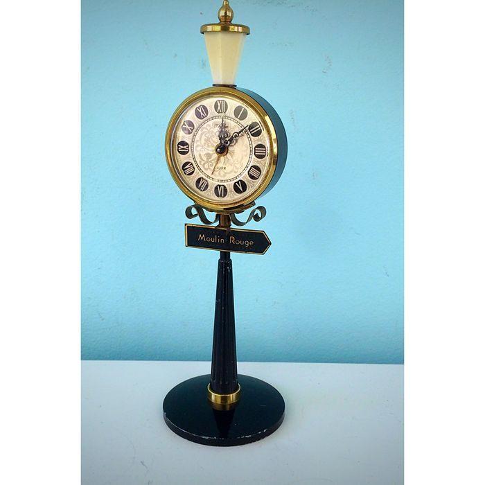 Online veilinghuis Catawiki: Bureauklok (alarm) - Rhythm - Periode 1960