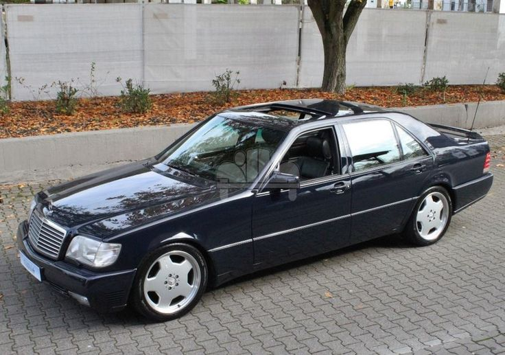 Four Door Zonda: 1993 Mercedes Benz 600SEL Brabus 6.9