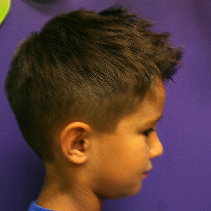 boy haircut - Google Search