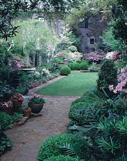 Mrs. Whaley's Charleston Garden