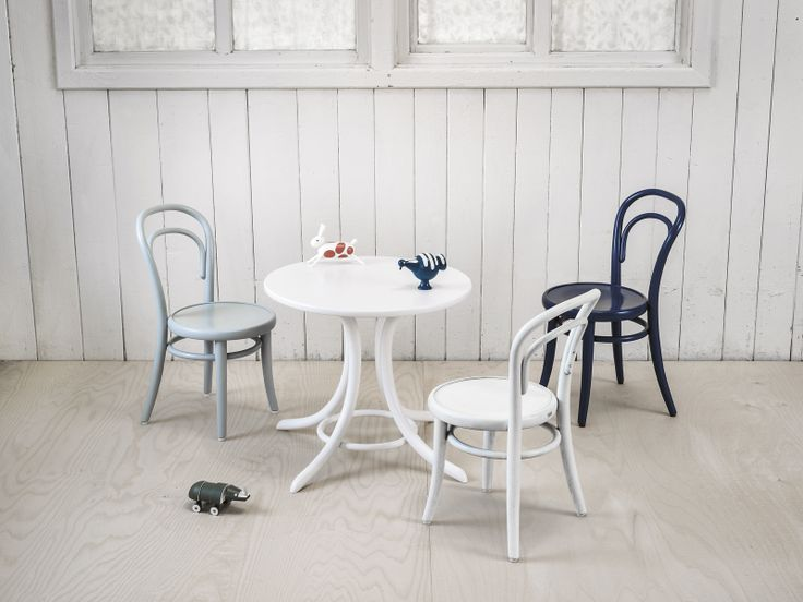 Specially for our little design lovers - Petit chairs and table