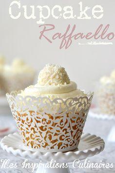 Cupcakes coco façon Raffaello