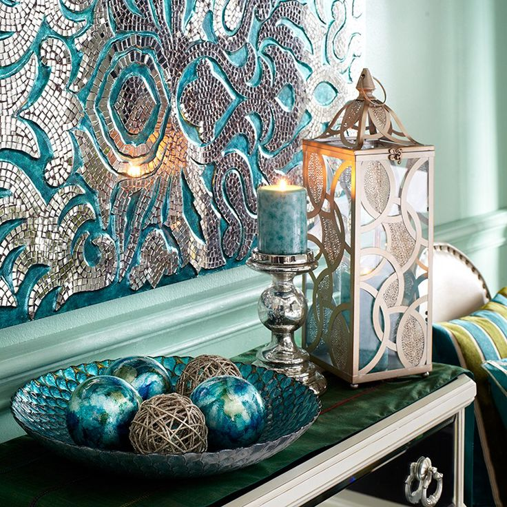 25 best ideas about living room turquoise on pinterest - Turquoise decorations for home ...