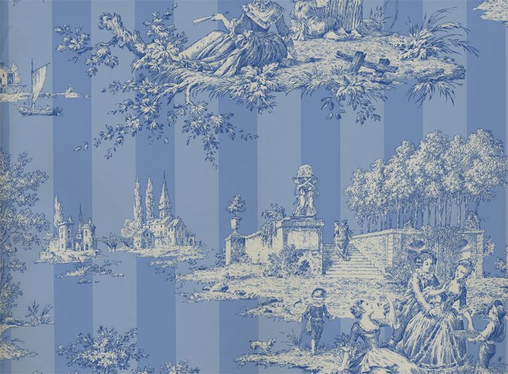 toile WP: Dining Room, Tres Haute, French Country, Engel Stijl, Toile Wallpapers, Slaapkamer Engelse, Haute Divas, Engelse Stijl, Wall Covers